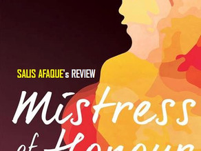 Mistress Of Honour Book Review