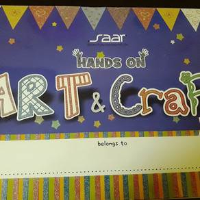 Hands On Art & Craft 2 Book Review