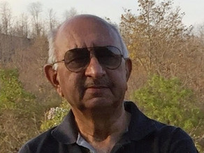 """""""I have approximately 3000 books in my house"""" - Author Randhir Sinh"""