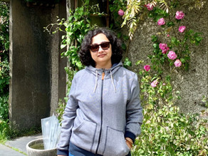 """""""Keep writing what you love, and do not worry about criticism"""" - Author Moitrayee Bhaduri"""