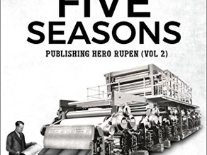 FRIENDS AND FIVE SEASONS VOL 2 BOOK REVIEW