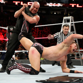 WWE Tables Ladders Chairs (TLC) 2017 Results