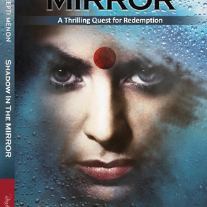Shadow In The Mirror Book Review