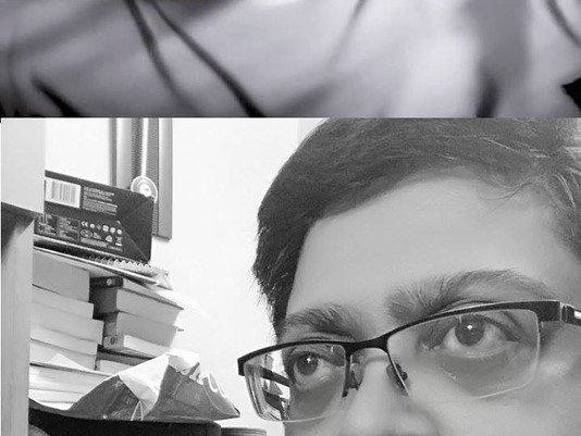 """I gave up my day job to pen my book"" - Aditya Joshi"