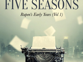 FRIENDS AND FIVE SEASONS VOL 1 BOOK REVIEW