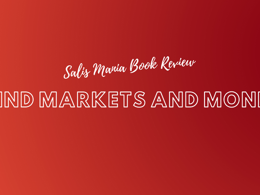 Mind Markets and Money Book Review
