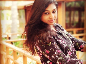 """""""I want to bloom as a small plant and extend my roots to reach up to the tree"""" - Kavitha Arjun"""