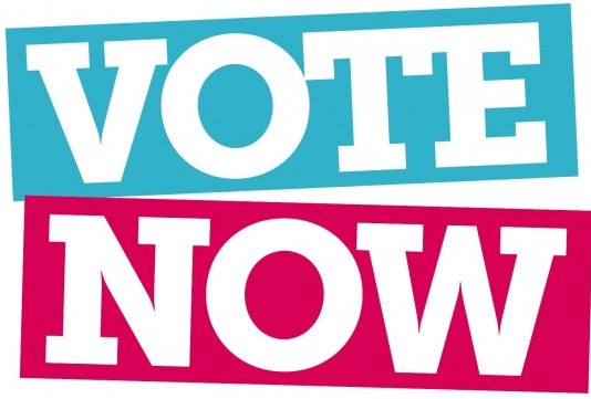 Vote for the Best Author of the Year Award 2017