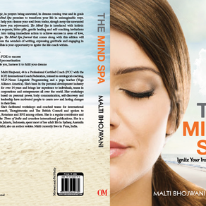 The Mind Spa Book Review