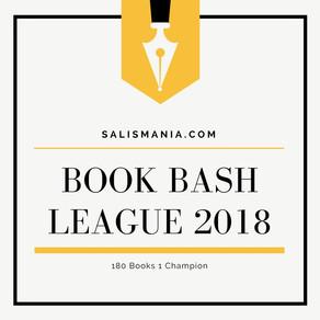 SALISMANIA.com Book Bash League 2018 Match Card