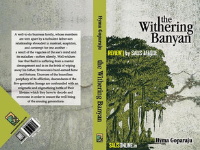 The Withering Banyan Book Review