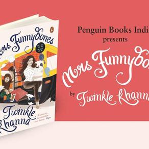 Mrs Funnybones Book Review