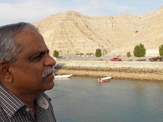 Santhosh Gangadharan: Make reading a habit and writing a hobby