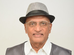 """I changed my lifestyle and priorities to focus on writing"" - Madhukant Acharya"