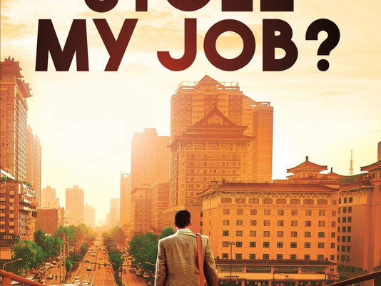 WHO STOLE MY JOB? BOOK REVIEW