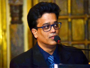 """""""It is important to create an impactful storyline that readers can relate to"""" - Sourabh Mukherjee"""