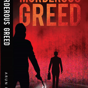Murderous Greed Book Review