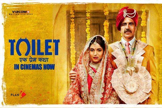 Toilet Ek Prem Katha Box Office Update -  Day 15