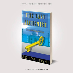 The Last Alchemist Book Review