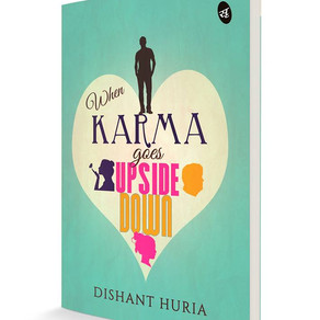 When Karma Goes Upside Down Book Review