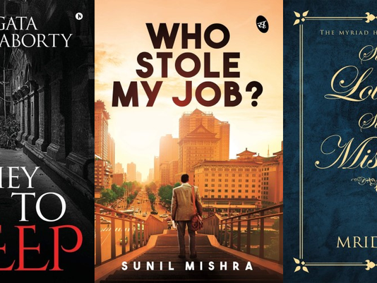 TOP 10 BOOKS OF THE WEEK