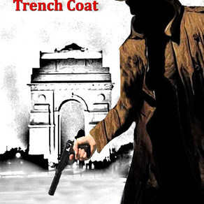 The Man In The Trench Coat Book Review