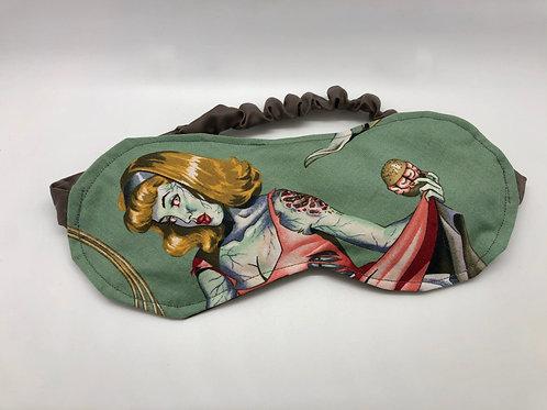 "Alexander Henry Sleep Mask ""beauties and brains"""