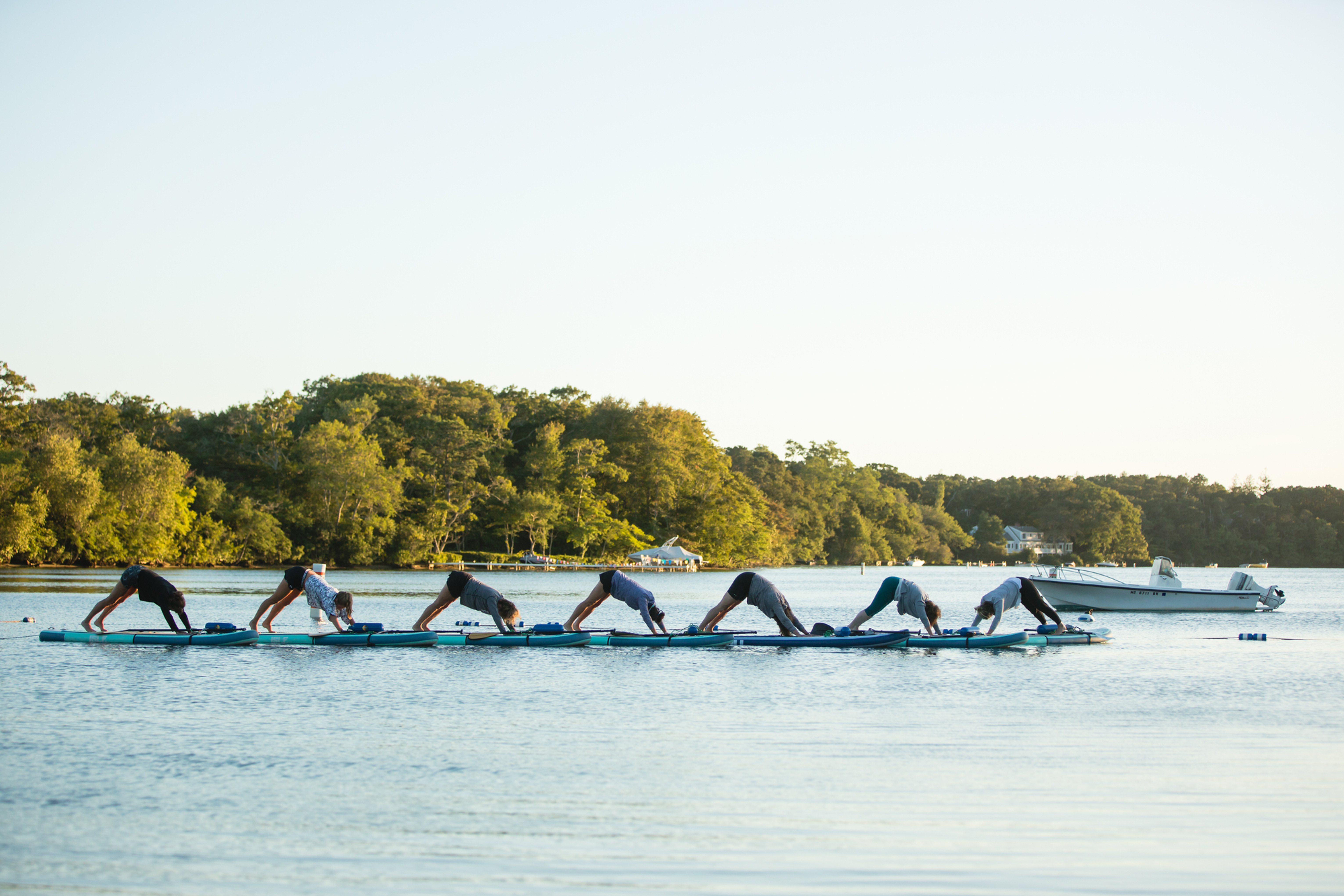 Floating Flow SUP Yoga