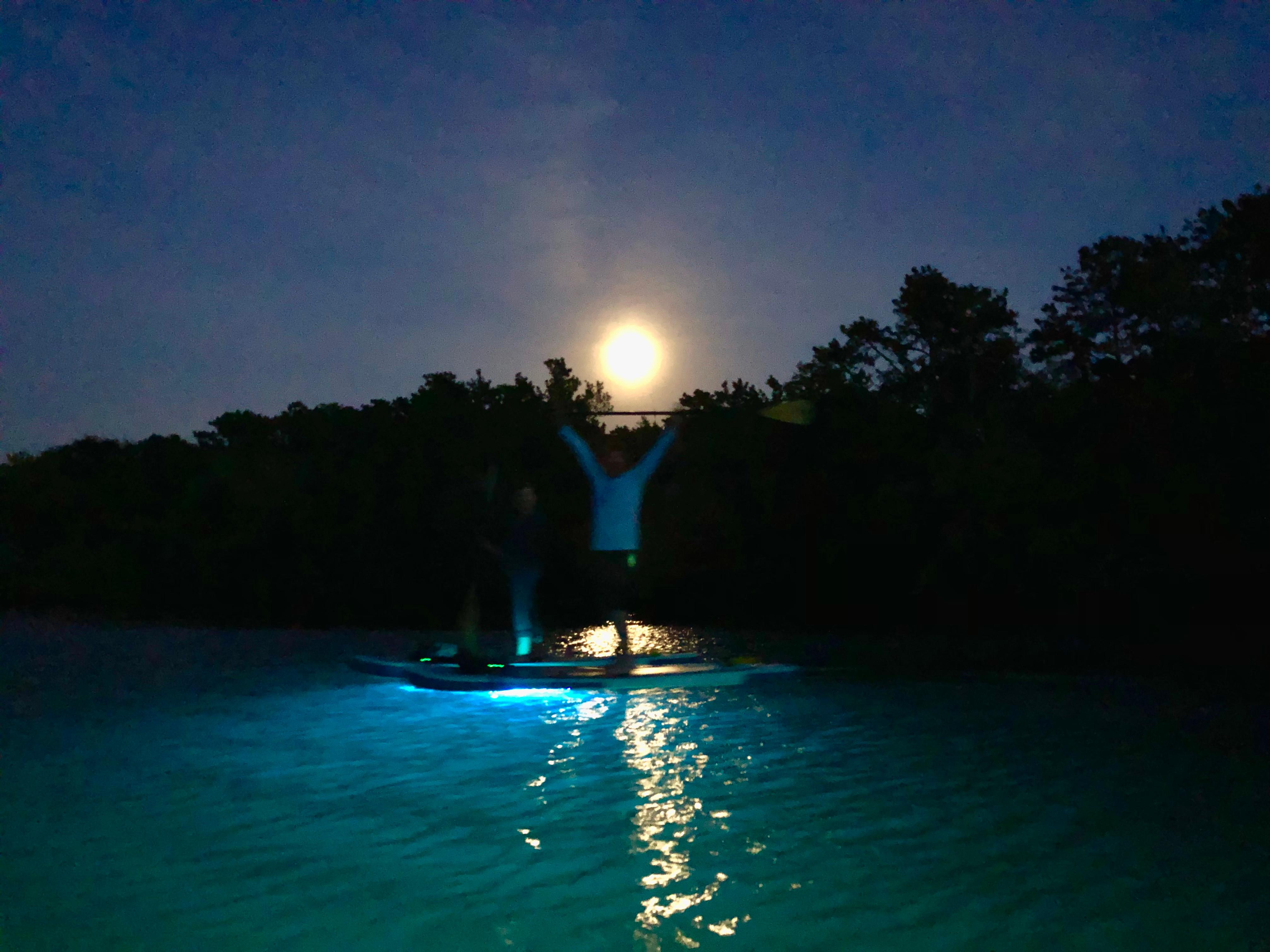 Full Moon Paddle