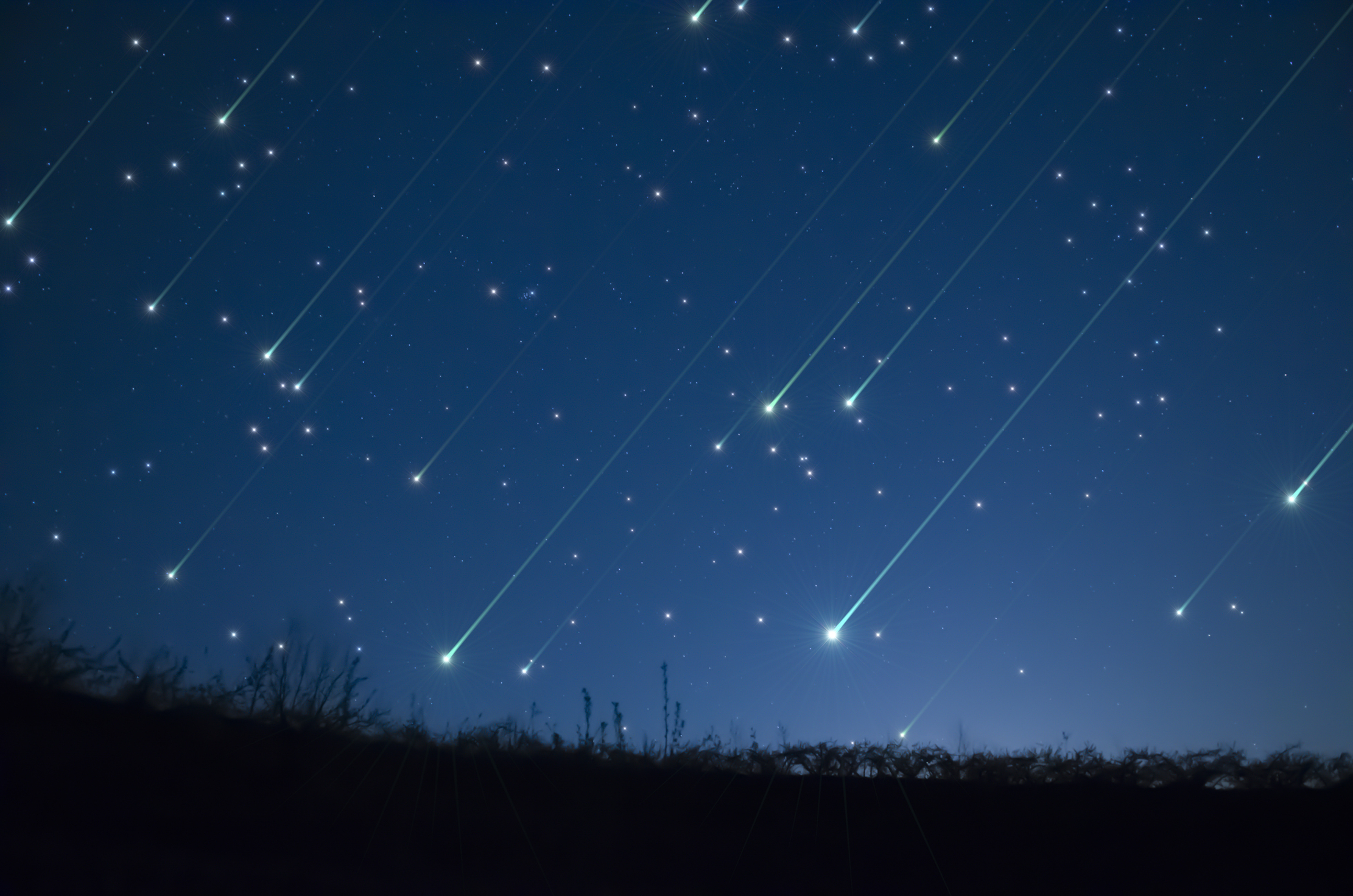 Meteor Shower Stargazing SUP
