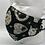 Thumbnail: Spooky  Theme Handmade Cloth Mask