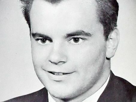 Rev. Fr. Robert G. Tamminga, Class of 1963, Requiescat in Pace