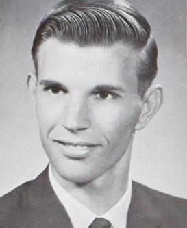 Wayne E. Rochstrasser, Class of 1964