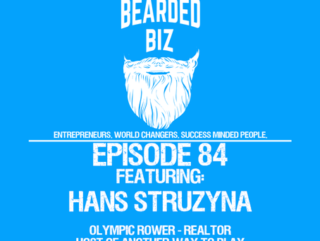 Episode 84 - Hans Stuzyna - Olympic Rower - Relator - Host of Another Way To Play