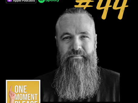 One Moment Please Podcast - #44 Bankruptcy and MMA - Erik Allen
