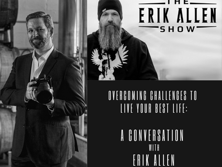 Your Personal Brand Podcast Featuring Erik Allen