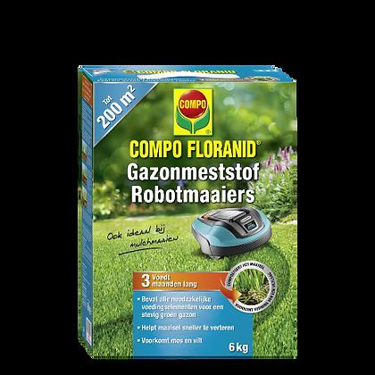 COMPO - Floranid Gazonmeststof Robotmaaiers