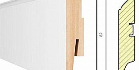 Плинтус МДФ ART-802  под покраску