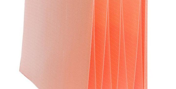 Подложка-гармошка перфорированная , для отапливаемых полов