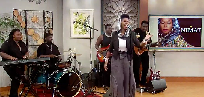 Thanks to WUSA-TV's Great Day Washington for Hosting Today's Performance!