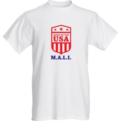 M.A.L.I. U.S.A. T-SHIRT