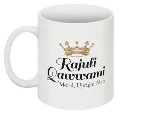 Rajuli Qawwami Mug