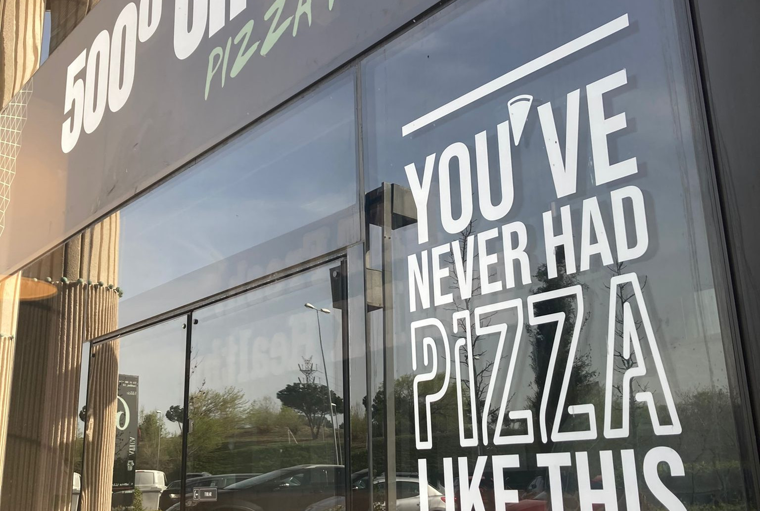 500 CRUST PIZZA PLACE POZUELO DE ALARCÓN