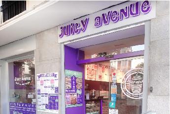 Juicy Avenue en Goya