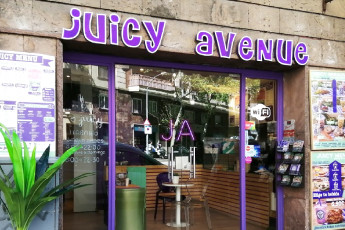 Juicy Avenue Avenida de Sarrià