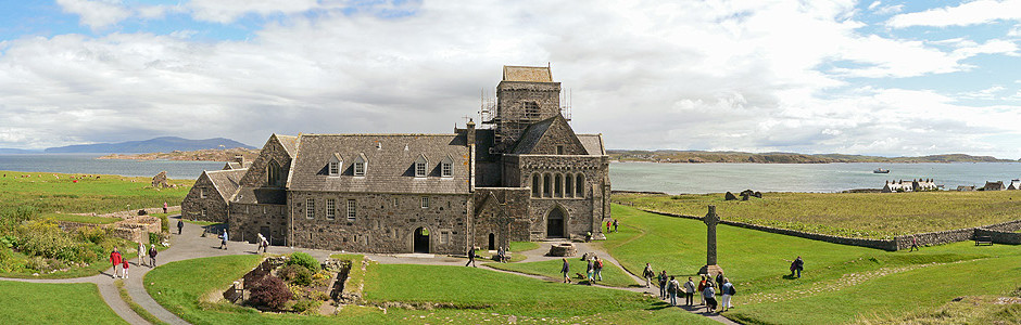 Iona . . . what's with the name?
