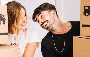 Casal de namorados que moram juntos e a União Estável