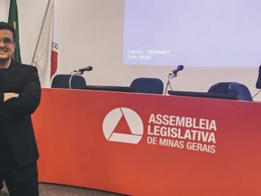 Dr. Moisés Noronha participa de Congresso de Direito Eleitoral