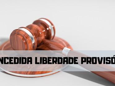 Juiz de Direito do Espírito Santo concede Liberdade Provisória sem Pagamento de Fiança