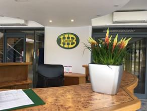 HB Leisure head office refurbishment